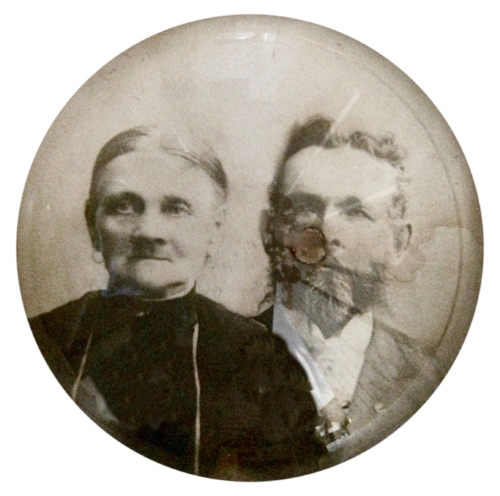 Anna Charlotta Sundberg and Anders Johan Lindquist (né Andersson).