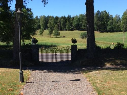 Ancestors buried here.